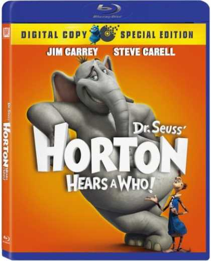 Bestselling Movies (2008) - Horton Hears a Who! [Blu-ray]