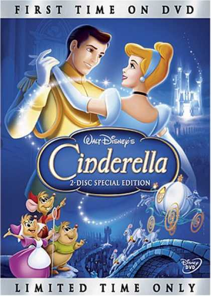Bestselling Movies (2008) - Cinderella (Two-Disc Special Edition) by Clyde Geronimi