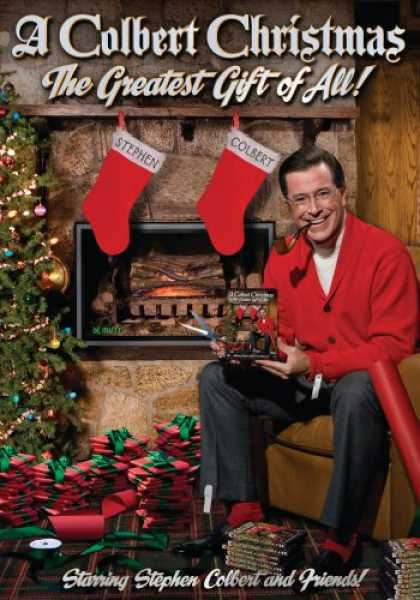 Bestselling Movies (2008) - A Colbert Christmas: The Greatest Gift of All