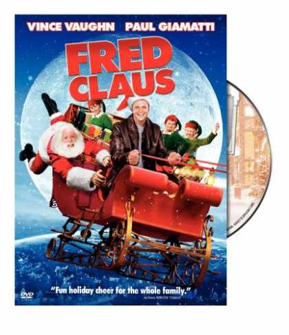 Bestselling Movies (2008) - Fred Claus by David Dobkin