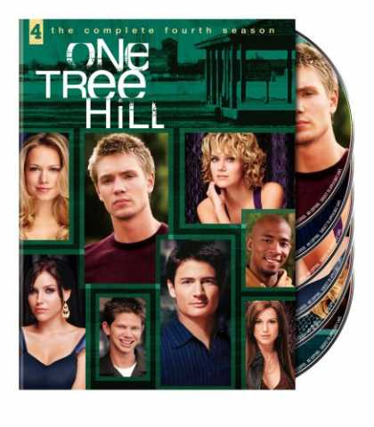 Bestselling Movies (2008) - One Tree Hill - The Complete Fourth Season by Bethany Rooney