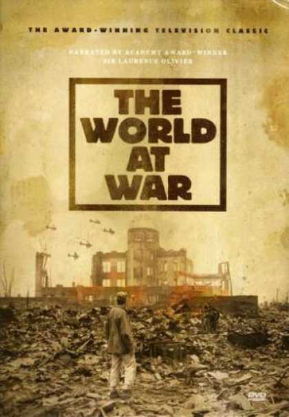 Bestselling Movies (2008) - The World at War (30th Anniversary Edition)