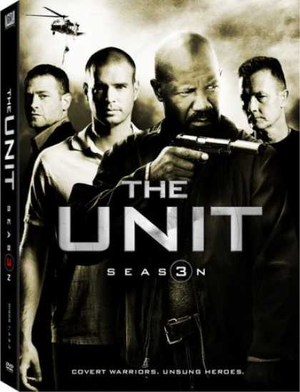 Bestselling Movies (2008) - The Unit - The Complete Third Season by Bill L. Norton