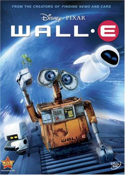 Bestselling Movies (2008) - Wall-E (Widescreen Single-Disc Edition) by Andrew Stanton