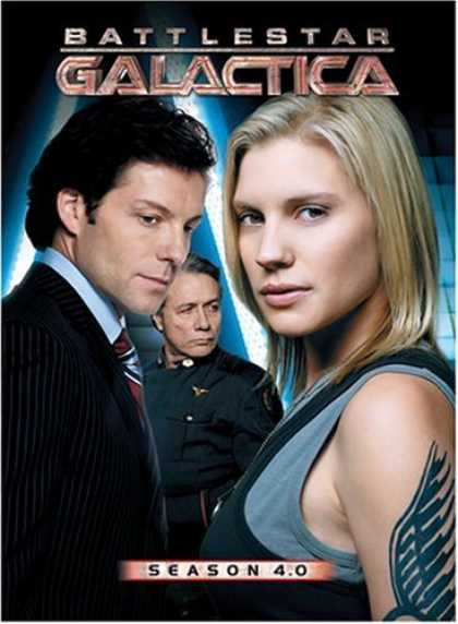 Bestselling Movies (2008) - Battlestar Galactica - Season 4.0