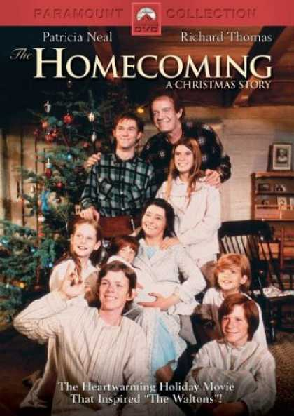 Bestselling Movies (2008) - The Homecoming: A Christmas Story by Fielder Cook