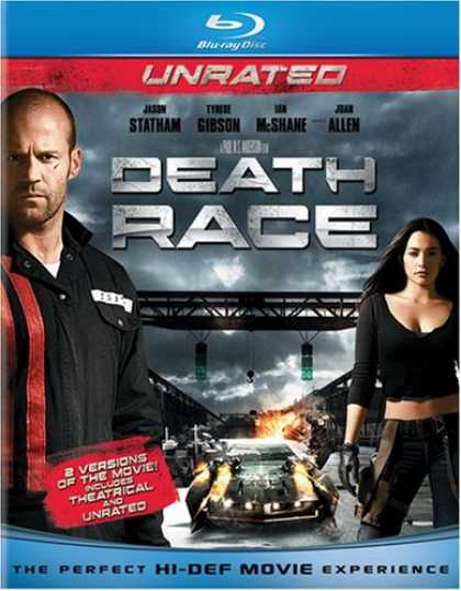 Bestselling Movies (2008) - Death Race [Blu-ray] by Paul W.S. Anderson