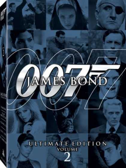 Bestselling Movies (2008) - James Bond Ultimate Edition - Vol. 2 (A View to a Kill / Thunderball / Die Anoth