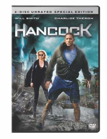 Bestselling Movies (2008) - Hancock (Two-Disc Unrated Edition)