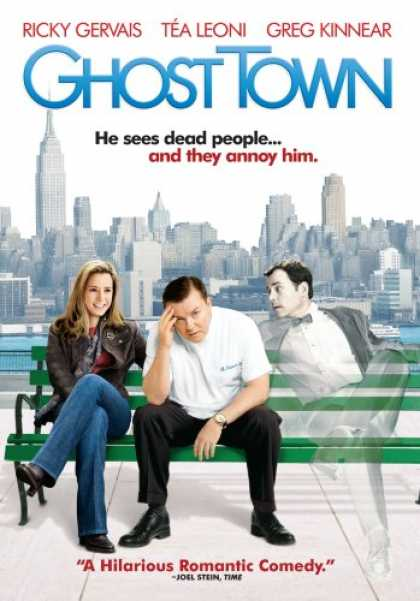 Bestselling Movies (2008) - Ghost Town by David Koepp