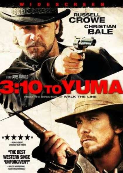 Bestselling Movies (2008) - 3:10 to Yuma (Widescreen Edition)