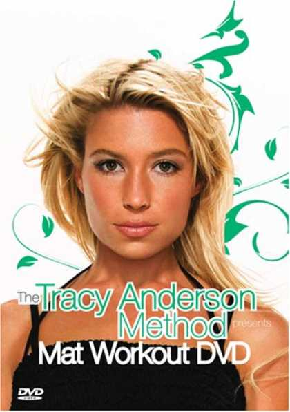 Bestselling Movies (2008) - The Tracy Anderson Method Presents Mat Workout DVD
