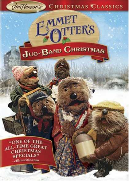 Bestselling Movies (2008) - Emmet Otter's Jug-Band Christmas by Jim Henson
