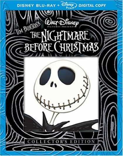 Bestselling Movies (2008) - The Nightmare Before Christmas [Blu-ray] + Digital Copy by Henry Selick