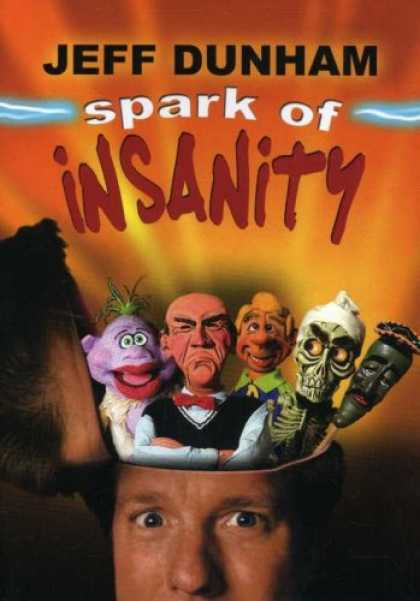 Bestselling Movies (2008) - Jeff Dunham: Spark of Insanity by Michael Simon