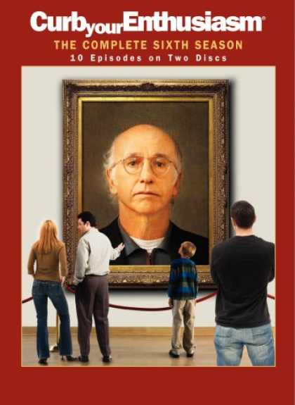 Bestselling Movies (2008) - Curb Your Enthusiasm - The Complete Sixth Season