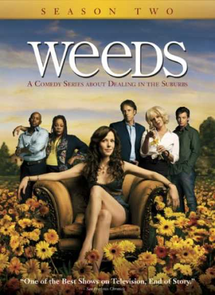 Bestselling Movies (2008) - Weeds - Season Two by Burr Steers