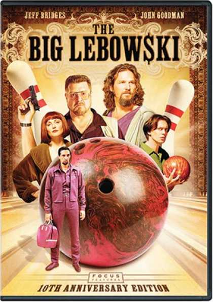 Bestselling Movies (2008) - The Big Lebowski - 10th Anniversary Edition