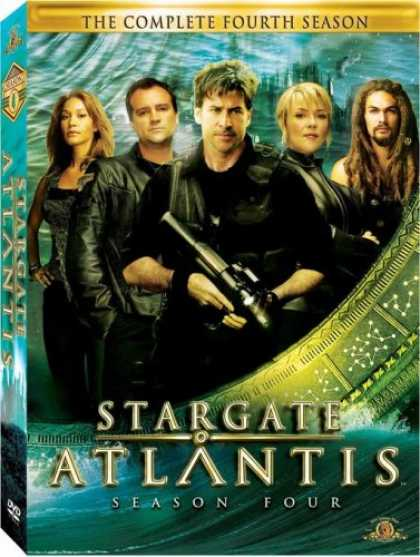 Bestselling Movies (2008) - Stargate Atlantis - The Complete Fourth Season