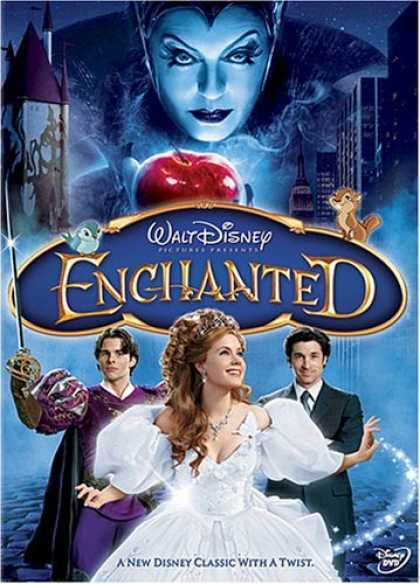 Bestselling Movies (2008) - Enchanted (Widescreen Edition) by Kevin Lima