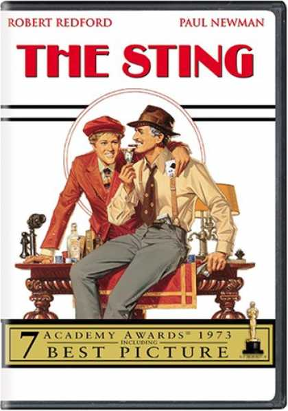 Bestselling Movies (2008) - The Sting by George Roy Hill