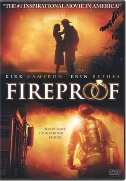 Bestselling Movies (2008) - Fireproof by Alex Kendrick