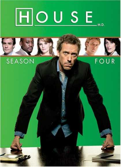 Bestselling Movies (2008) - House, M.D. - Season Four