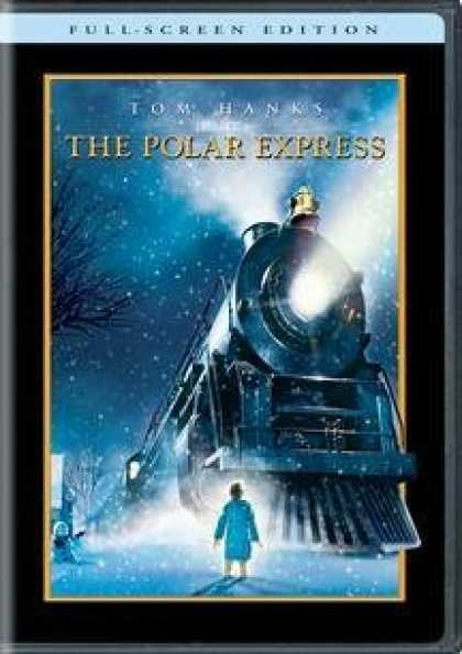 Bestselling Movies (2008) - The Polar Express (Full Screen Edition) by alan silvestri