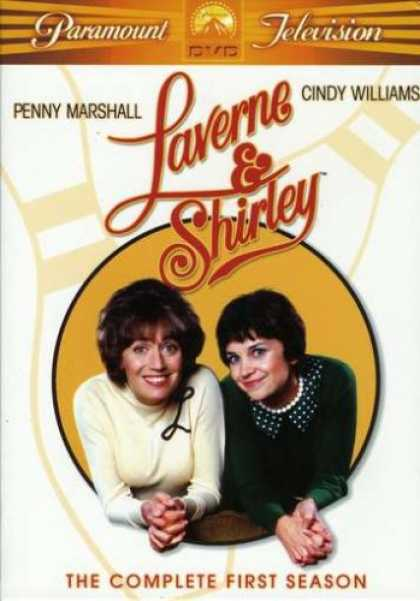 Bestselling Movies (2008) - Laverne & Shirley - The Complete First Season by Garry Marshall