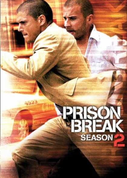 Bestselling Movies (2008) - Prison Break - Season Two by Bobby Roth