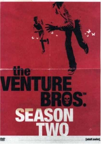 Bestselling Movies (2008) - The Venture Bros. - Season Two by Christopher McCulloch