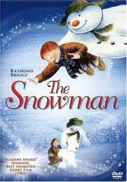 Bestselling Movies (2008) - The Raymond Briggs' The Snowman by Dianne Jackson