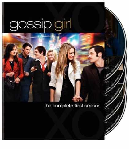 Bestselling Movies (2008) - Gossip Girl - The Complete First Season