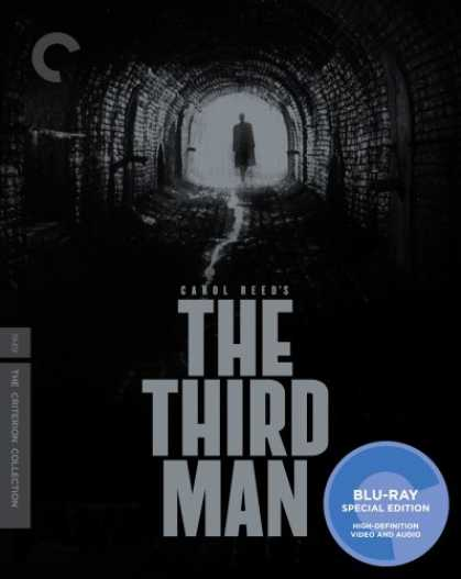 Bestselling Movies (2008) - The Third Man [Blu-ray] by Carol Reed