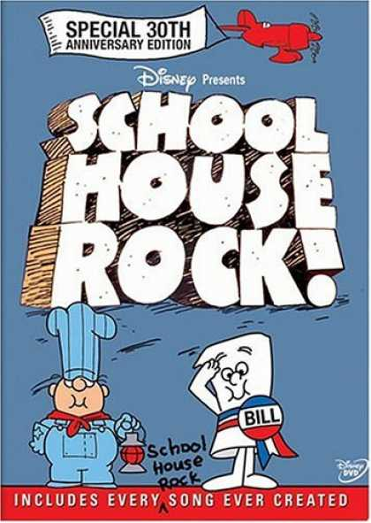 Bestselling Movies (2008) - Schoolhouse Rock! (Special 30th Anniversary Edition) by Tom Warburton