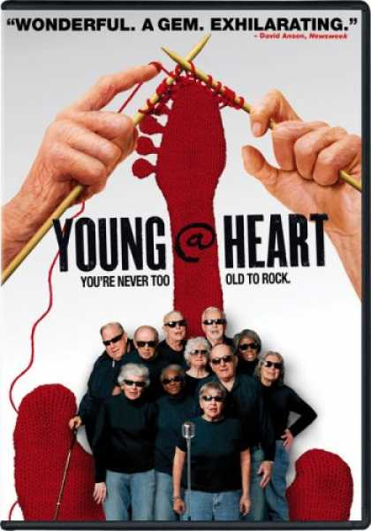 Bestselling Movies (2008) - Young@Heart by Stephen Walker