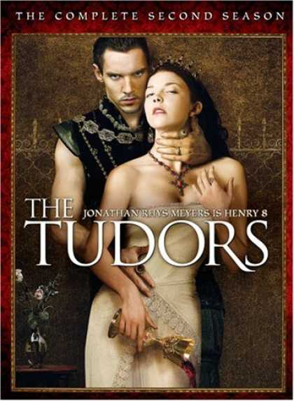 Bestselling Movies (2008) - The Tudors - The Complete Second Season by Ciaran Donnelly