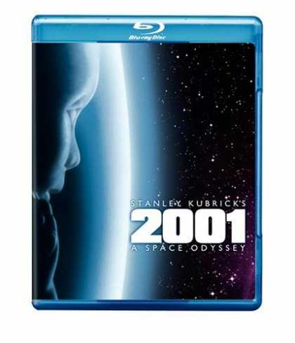 Bestselling Movies (2008) - 2001 - A Space Odyssey [Blu-ray]
