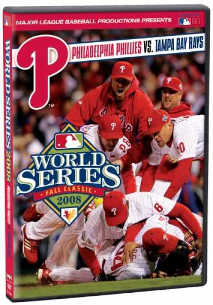 Bestselling Movies (2008) - 2008 Philadelphia Phillies: The Official World Series Film by Major League Baseb