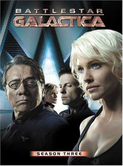 Bestselling Movies (2008) - Battlestar Galactica - Season Three