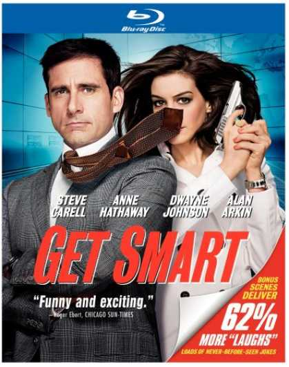 Bestselling Movies (2008) - Get Smart (+ Digital Copy) [Blu-ray] by Peter Segal