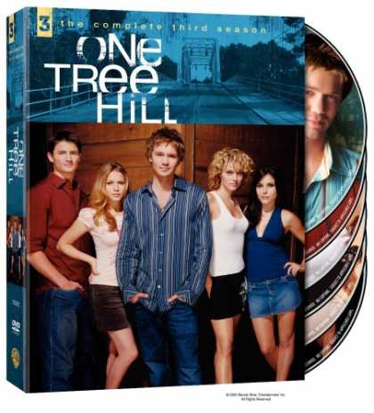 Bestselling Movies (2008) - One Tree Hill - The Complete Third Season by Bethany Rooney