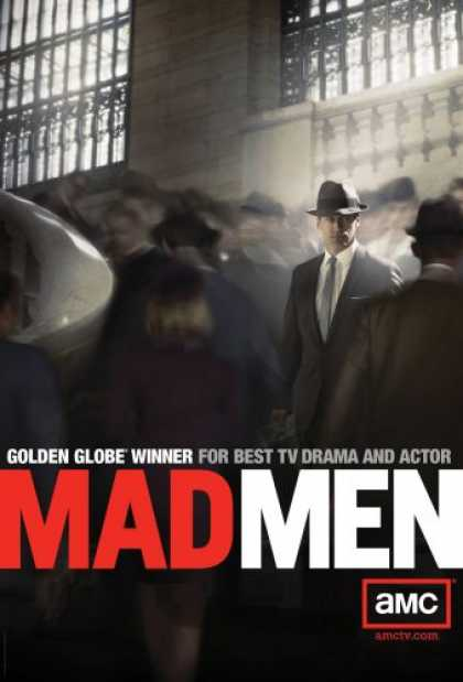 Bestselling Movies (2008) - Mad Men: Season 2 by Matthew Weiner