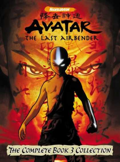 Bestselling Movies (2008) - Avatar - The Last Airbender: The Complete Book 3 Collection