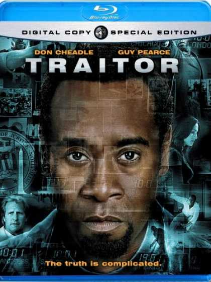 Bestselling Movies (2008) - Traitor [Blu-ray] + Digital Copy by Jeffrey Nachmanoff