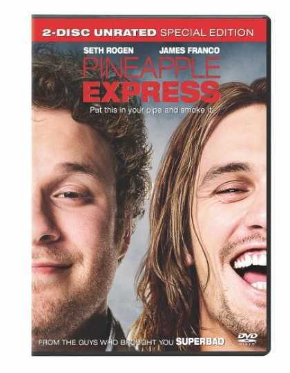 Bestselling Movies (2008) - Pineapple Express (Two-Disc Unrated Edition + Digital Copy)