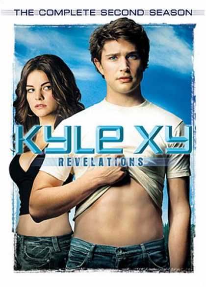 Bestselling Movies (2008) - Kyle XY: The Complete Second Season by Chris Grismer