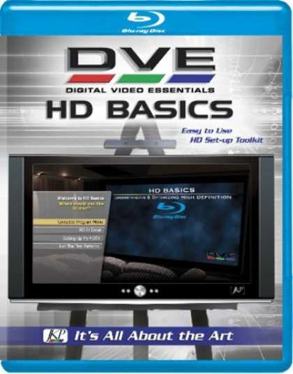Bestselling Movies (2008) - Digital Video Essentials: HD Basics [Blu-ray] by Joe Kane