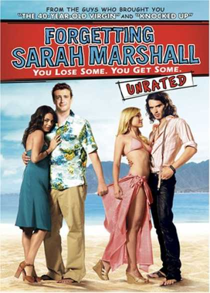 Bestselling Movies (2008) - Forgetting Sarah Marshall (Widescreen) by Nicholas Stoller