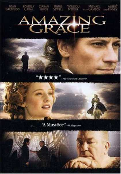 Bestselling Movies (2008) - Amazing Grace by Michael Apted
